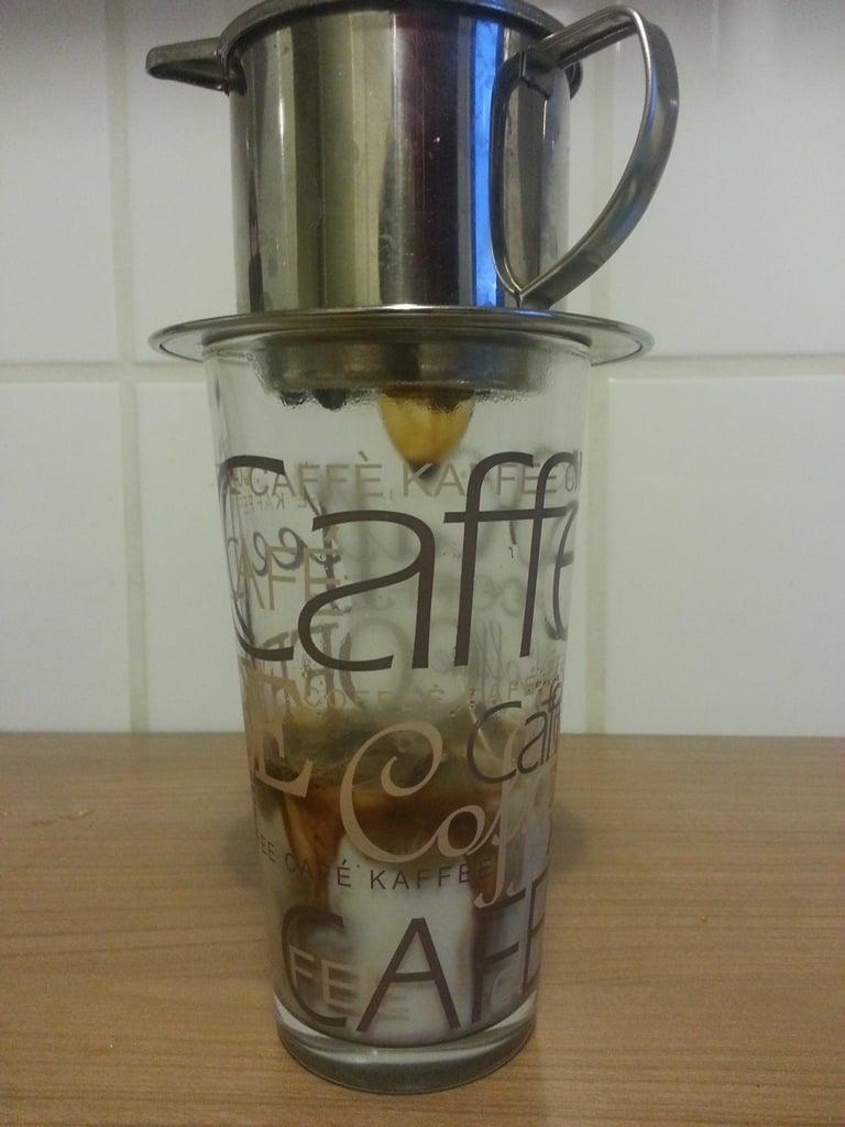 Ca Phe Sua Da - Vietnamesischer Eiskaffee