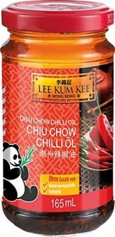 Lee Kum Kee Chili Öl Chiu Chow, 3er Pack (3 x 165 g)