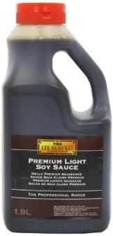 Lee Kum Kee Sojasauce, hell, Premium, PET-Flasche, 1er Pack (1 x 1.9 l Flasche)