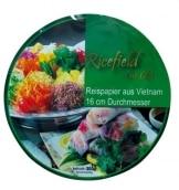 Reispapier Ø 16cm für Frühlingsrollen Vietnam Style 300g