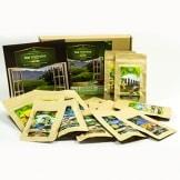 Tee-Geschenk-Box (15x7 Port.) Tee-Sorten aus der Welt |Geschenk-Idee für Geburtstag *PORTOFREI*