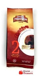 Trung Nguyen Coffee Kaffee Arabica Robusta Nr.2 250 g Vietnam