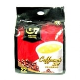 Trung Nguyen G7 Instant Coffee Coffeemix 3 in 1 (22x16g)