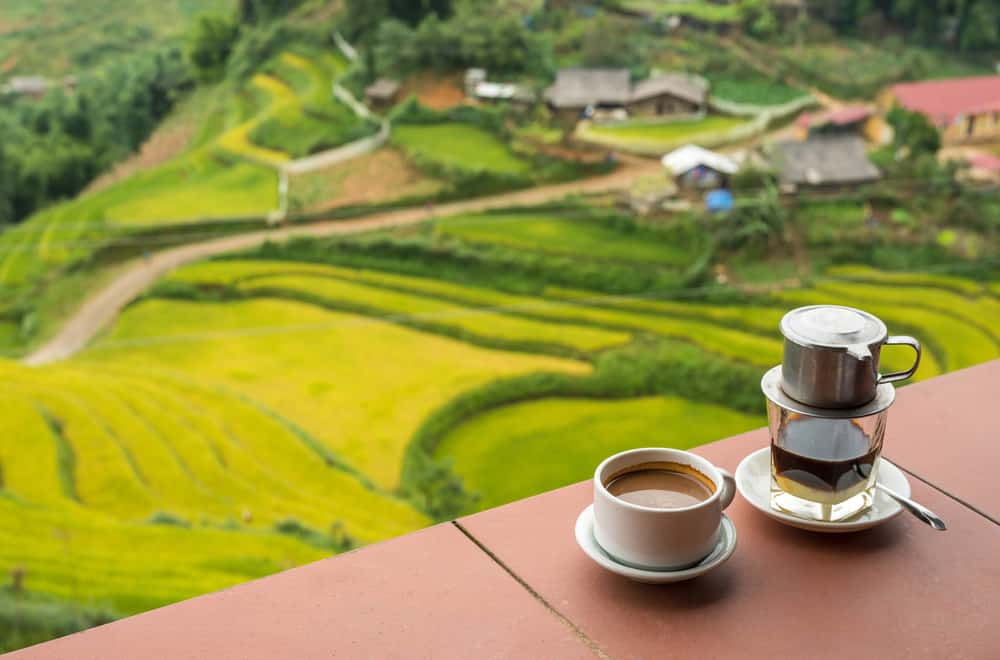 Ca Phe Sua Da – Vietnamesischer Eiskaffee