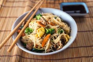 Vietnamesisceh Nudelgerichte