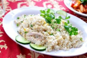Vietnamesische Reisgerichte
